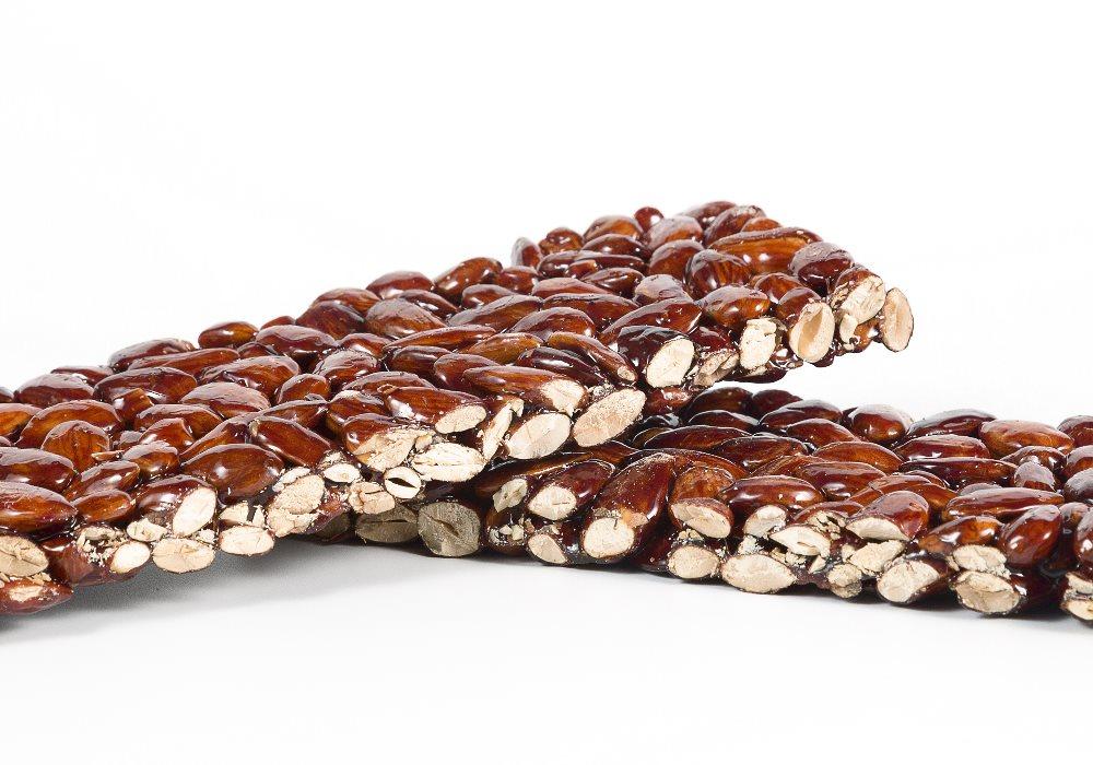 CROCCANTE ALLE MANDORLE Croccante naturale prodotto in Italia fatto a mano
